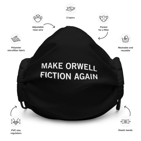 Orwell Face Mask